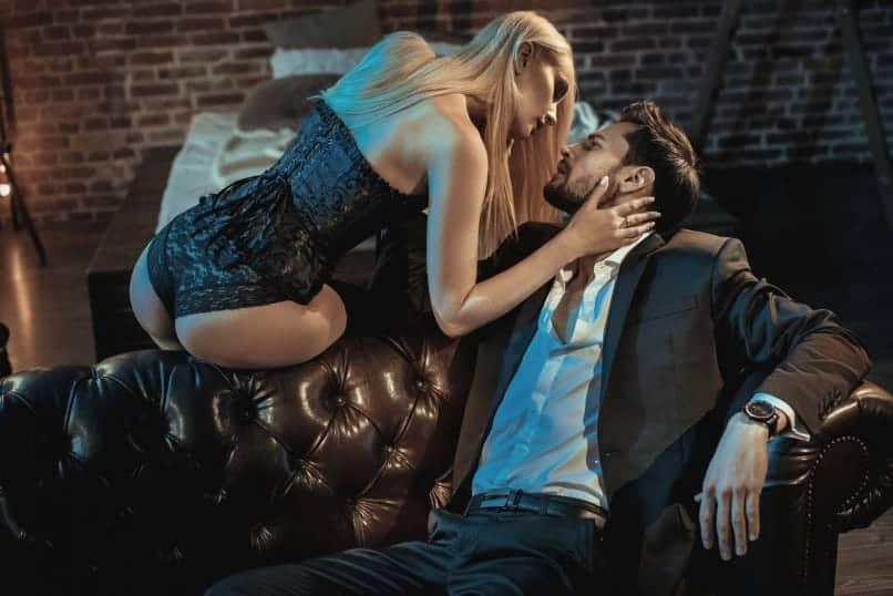Upuštanje u seks kad želite zagrljaj
